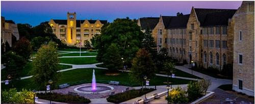 Đại học St. Thomas xếp hạng 115 trong Top các trường đại học tốt nhất ở Mỹ.