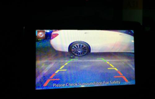 Nạn mất cắp camera lùi trên xe CX-5