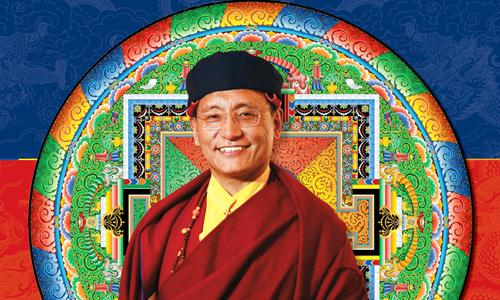 Đức Gyalwang Drukpa trò chuyện trực tuyến với độc giả VnExpress