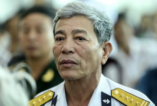 'Từ sau Gạc Ma, Hải quân đã vượt nhiều khó khăn để giữ vững chủ quyền'