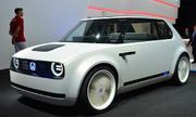 Honda Urban EV - ôtô điện phong cách lạ bán ra từ 2019