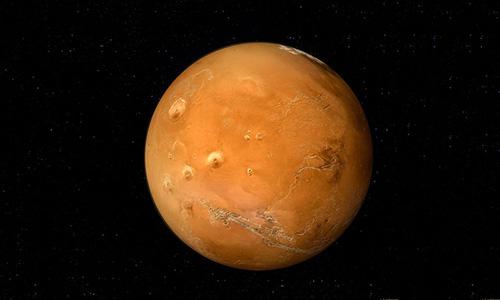 Sao Hỏa đang là mục tiêu chinh phục của nhiều cường quốc vũ trụ. Ảnh: Space.