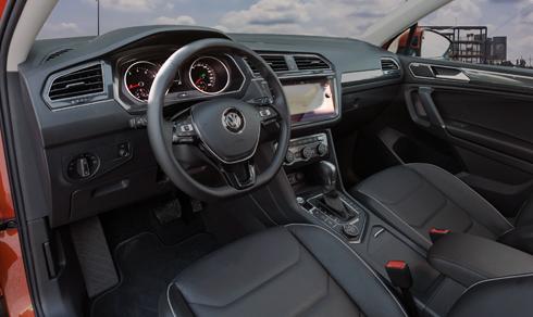 Volkswagen Tiguan giá 1,7 tỷ về Việt Nam - cạnh tranh CR-V
