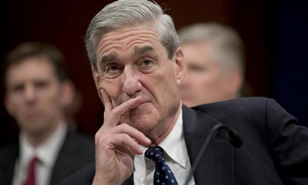 Công tố viên đặc biệt Robert Mueller. Ảnh: AP.