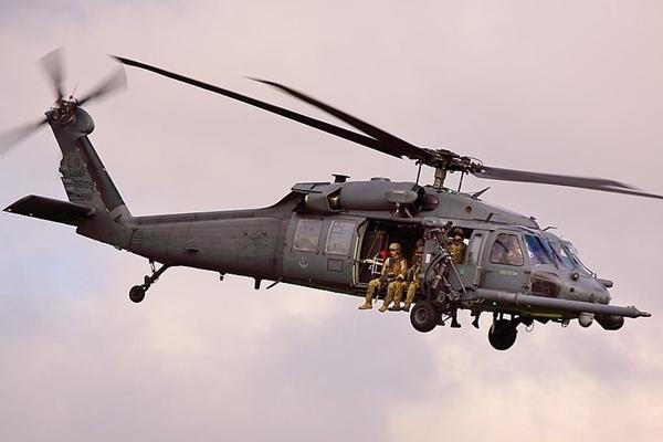 Trực thăng HH-60 Pave Hawk. Ảnh: Wikipedia.