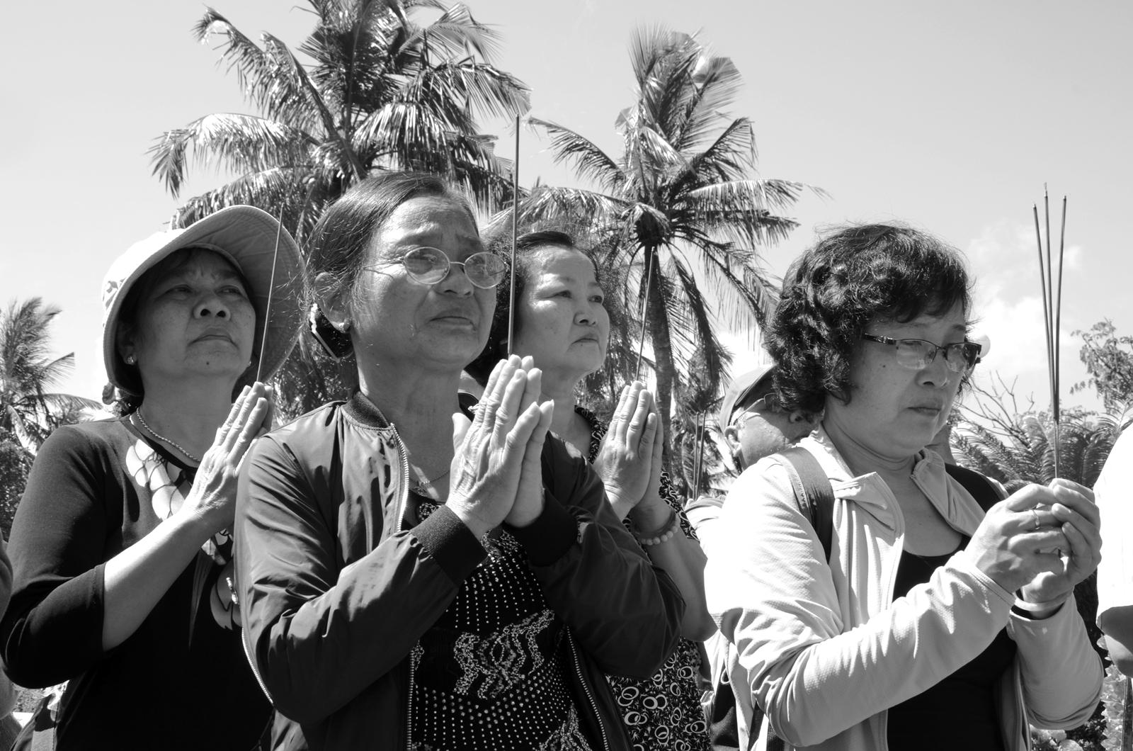 Thảm sát Mỹ Lai: 50 năm kiếm tìm sự tha thứ