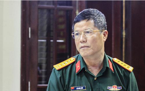 Hai trường quân đội lấy điểm chuẩn chung cho khu vực Nam - Bắc