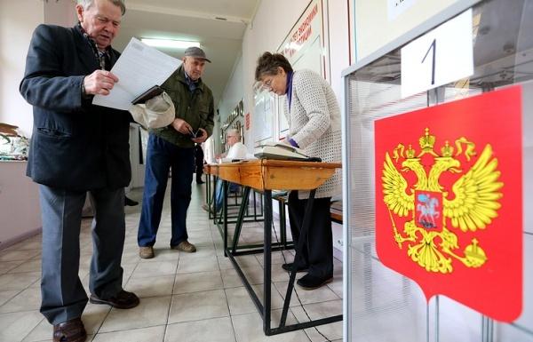 Nga sẽ bầu cử tổng thống ngày 18/3. Ảnh: Tass.