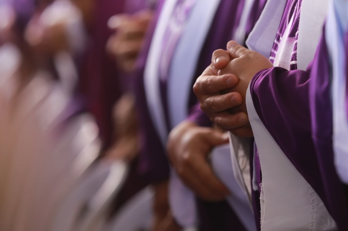 700 linh mục cử hành thánh lễ an táng cố Tổng giám mục Phaolô