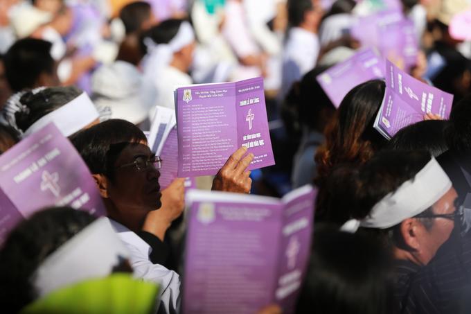 700 linh mục cử hành thánh lễ an táng cố Tổng giám mục Phaolô - Ảnh minh hoạ 6