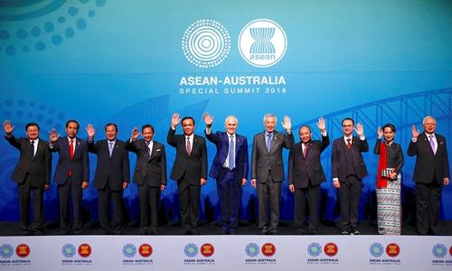 Thủ tướng Nguyễn Xuân Phúc nêu ba cách thúc đẩy quan hệ ASEAN - Australia