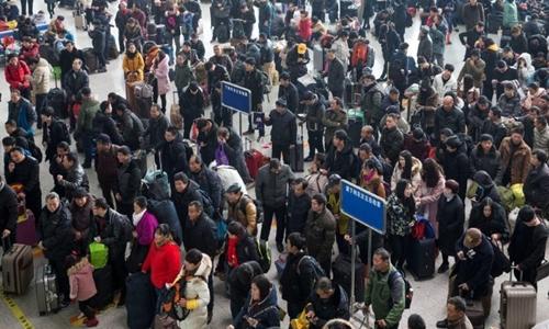 Trung Quốc sẽ cấm người có nhân cách xã hội thấp đi máy bay
