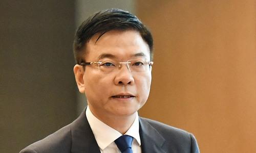 Bộ trưởng Tư pháp: Đưa ra tòa nếu tài sản không chứng minh được nguồn gốc