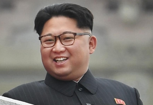 Nhà lãnh đạo Triều Tiên Kim Jong-un. Ảnh:
