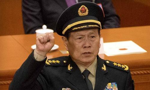 Cựu tư lệnh lực lượng tên lửa làm Bộ trưởng Quốc phòng Trung Quốc