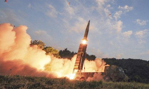 Đơn vị tên lửa Hàn Quốc có thể hủy diệt trận địa pháo Triều Tiên
