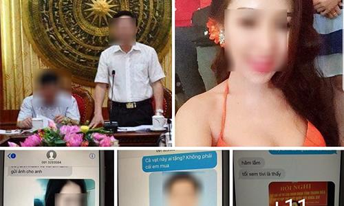 """Thanh Hoá điều tra tin đồn phó bí thư Tỉnh uỷ có """"bồ nhí"""""""