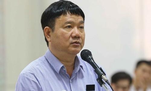 Ông Đinh La Thăng nói 'không có trách nhiệm thu hồi' 800 tỷ bị mất