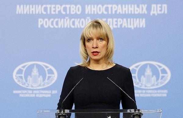 Người phát ngôn Bộ Ngoại giao Nga Maria Zakharova. Ảnh: Tass.