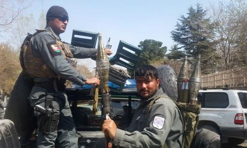 IS đánh bom tự sát ở thủ đô Afghanistan, ít nhất 29 người chết