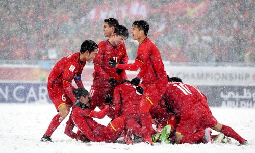 Tổng thống Hàn Quốc sẽ giao lưu cùng U23 Việt Nam