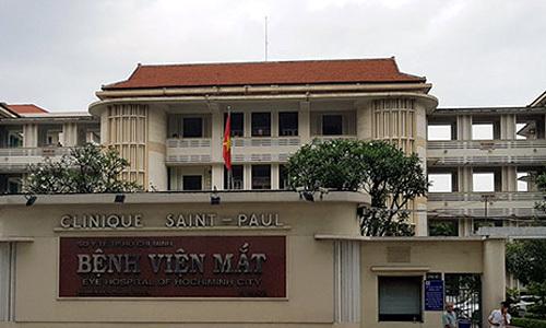 Lãnh đạo Bệnh viện Mắt TP HCM không đồng ý quyết định kỷ luật