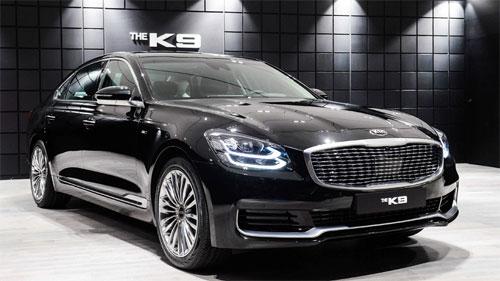 Kia K900 mới - cơ hội để xe Hàn sánh ngang xe Đức