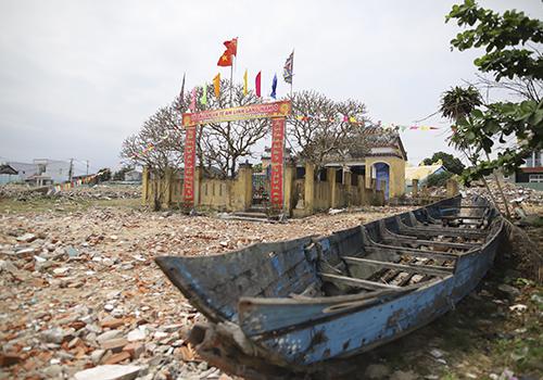 Dân phản đối dự án resort ở Đà Nẵng chặn lối xuống biển