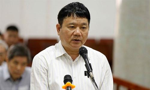 Ông Đinh La Thăng nhờ cấp dưới xác nhận khống văn bản