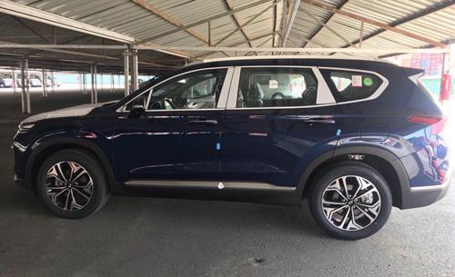 Hyundai Santa Fe thế hệ mới đầu tiên về Việt Nam
