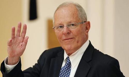 Tổng thống Peru từ chức khi có nguy cơ bị luận tội