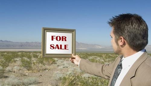 Bán đất không sổ đỏ có bị coi là giao dịch bất hợp pháp? -