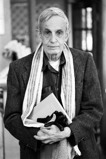 Nhà toán học đoạt giải Nobel Kinh tế John Nash. Ảnh:Adafruit Industries