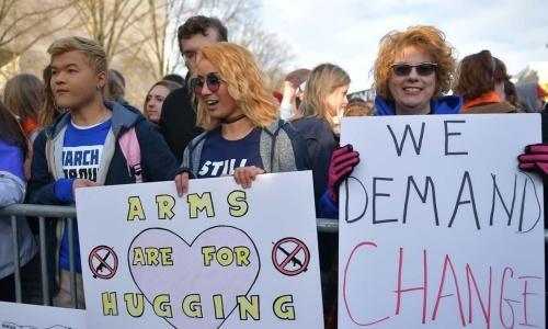 Hàng nghìn người Mỹ sắp biểu tình phản đối bạo lực súng đạn