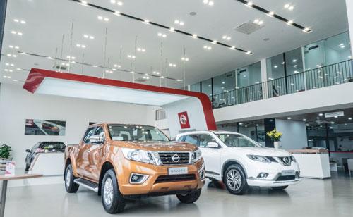 Đại lý Nissan Phạm Văn Đồng