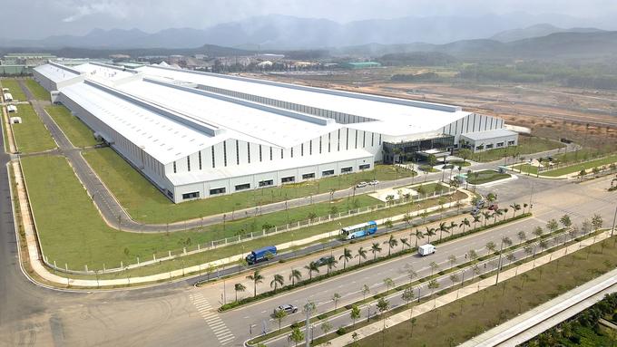 Trường Hải khánh thành nhà máy Mazda lớn nhất Đông Nam Á