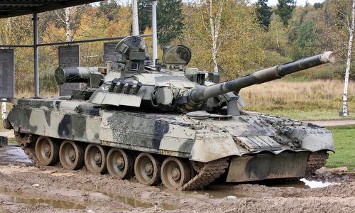 """Nga hồi sinh xe tăng dùng động cơ phản lực """"uống xăng như nước"""""""