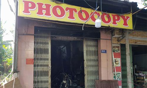 Bé 2 tuổi tử vong trong hỏa hoạn ở ven Sài Gòn