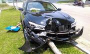 Lái thử ôtô gây tai nạn - sự háo hức 'tội nghiệp'