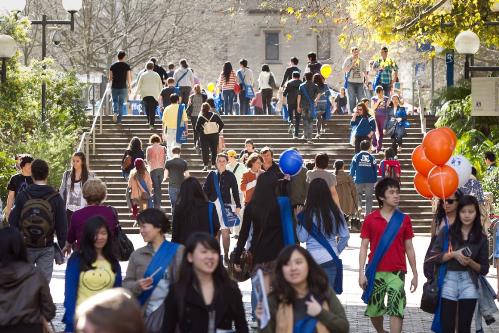 Tiêu đề Ngày hội tuyển sinh du học Úc: Việc làm và Hoạch định tương lai