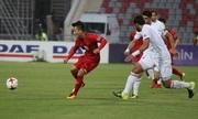 Jordan 1-1 Việt Nam(Vòng loại Asian Cup 2019)