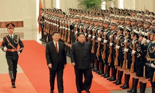 Lý do Kim Jong-un đến Trung Quốc gặp Tập Cận Bình