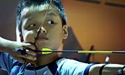 Cung thủ 7 tuổi ở Sài Gòn