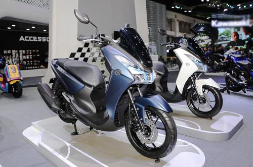 Yamaha Lexi 2018  xe ga thể thao mới