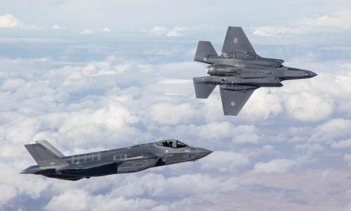 Nga bác tin lưới phòng không tại Syria bị tiêm kích F-35 Israel qua mặt