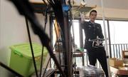 Dùng thiết bị bay không người lái chuyển lậu điện thoại vào Trung Quốc
