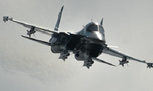 Nga điều thêm hai 'xe tăng bay' Su-34 đến Syria