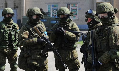 GRU - cơ quan tình báo lớn nhất của quân đội Nga
