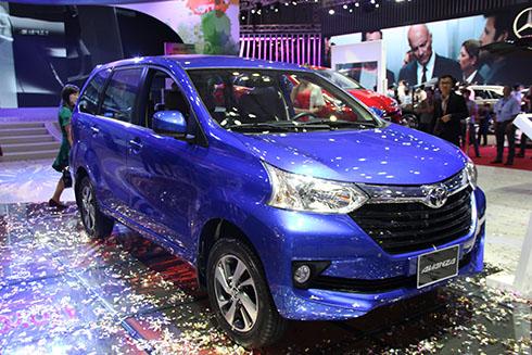 Avanza, đàn em của Toyota Innova sắp xuất hiện tại Việt Nam.