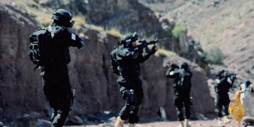 Đơn vị Đỏ, nhóm đặc nhiệm chuyên gieo rắc kinh hoàng của Taliban. Ảnh: News Week.